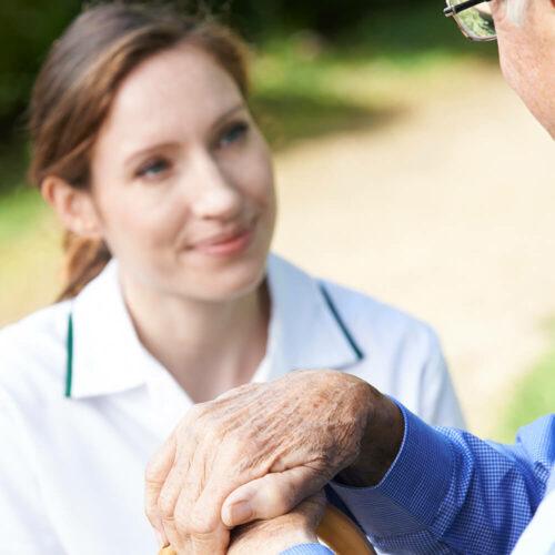 För dig som arbetar i äldrevården
